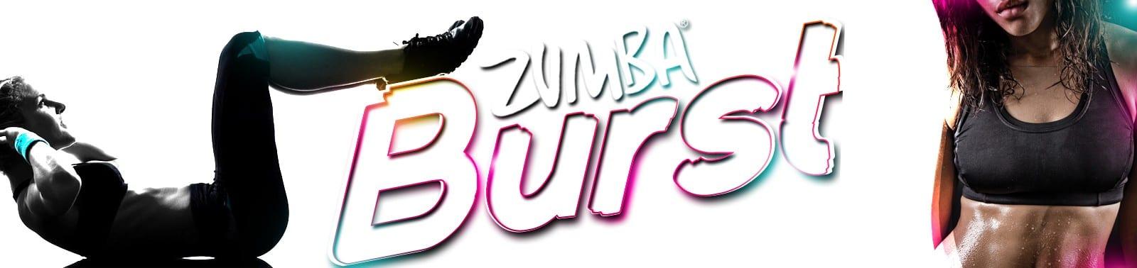 Zumba Burts banner