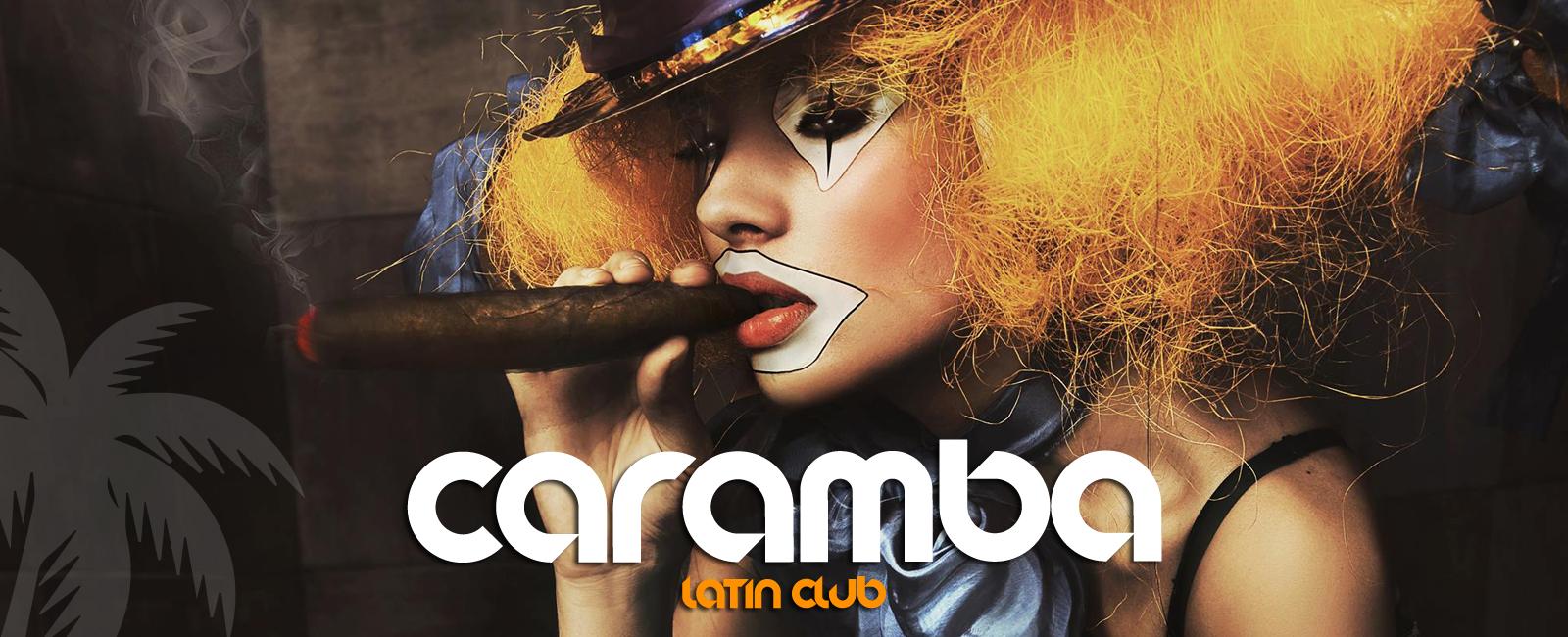 Caramba latin club in North Finchley